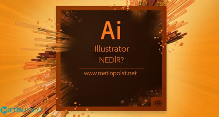 adobe illustrator nedir
