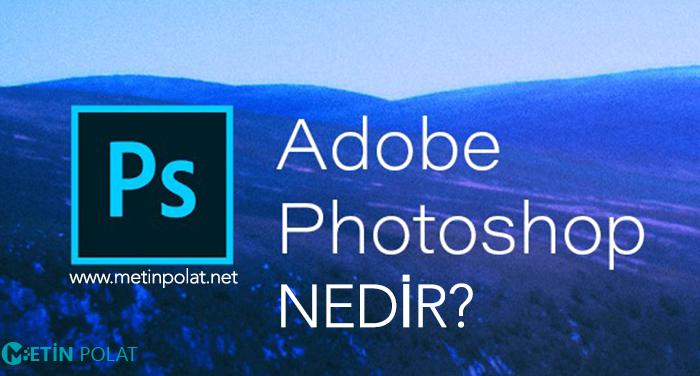 photoshop nedir