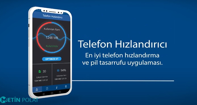 telefon hızlandırıcı android